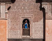 Cinematographic adventure in Morocco
