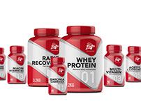 Virgin Active - Active Nutrition (Work in progress)