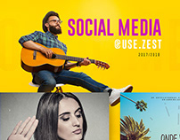 Social Media (Zest) 2017/2018