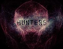 'Hunters' concept frames.