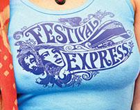 Festival Express Movie Poster