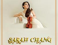 Sarah Chang Fan Website.