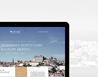 Landing Page - Portugality