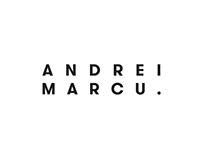 Andrei Marcu - Visual Identity
