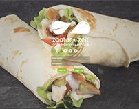 Redesiging Zaatar w Zeit's Online Delivery Website