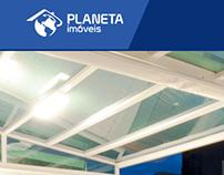 Planeta Imóveis Web Site - Aracaju / SE