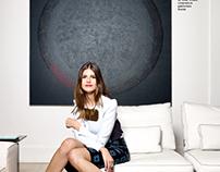 Mariana Cassou - Harper's Bazaar