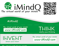 iMindQ - The virtual world of your minds!