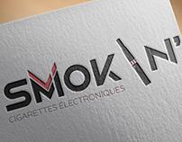 "LOGO, e-cigarettes company ""SMOKIN"""