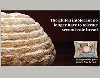 Promise Gluten Free Advertising