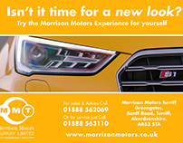 "Motors ""New Look"" Campaign"