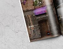 MondoArc print ads