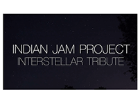 The Indian Jam Project's Interstellar