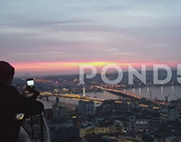 Istanbul Skyline Sunset video clip