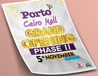 Porto Cairo Mall (Grand Opening)