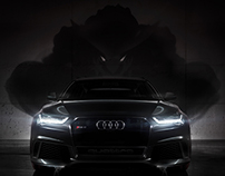 New 2015 Audi RS6 Avant launch | South Africa