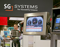 S.G. Systems Brand Identity, Print & Trade Show Design