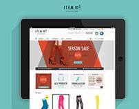 ITEM m6 Onlineshop