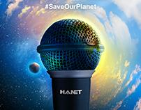 #SaveOurPlanet