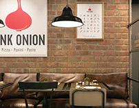 PINK ONION / Brand Identity