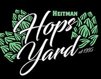 Hops Yard Logo Work
