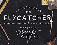 Flycatcher Font