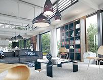 Modern House Geneva