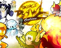 DodgeBawl Online: Art Direction & Sprite Animation