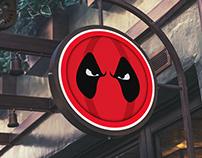 Mask logo design