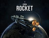 Skoda Czech Rocket - 3D
