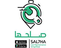 Sal7ha-Social media
