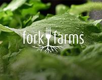 Fork Farms Brand Identity