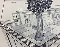 FND120 Perspective Drawing