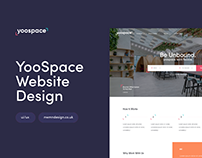 YooSpace - Office Rental Website