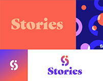 Stories Brand Identity | Film Studio