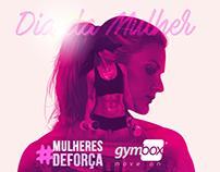 Campanha Dia da Mulher | Gymbox