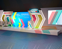 Project - Corporate event stage design