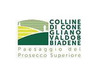 """Proposta per il logo """"Colline di Conegliano V."""""""