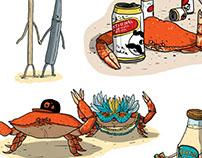 Baltimore Magazine - Crab House Etiquette