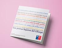 Tríptico Poesía Chilena