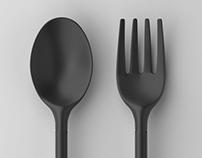 Xros Cutlery Set