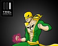 TRDL 2015 Series No. 8 - Iron Fist