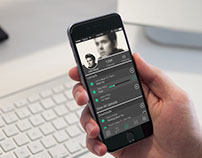 Fewernotes Music Sharing App | Freelance