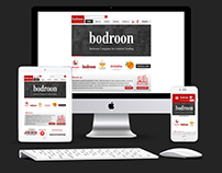 Web Design - Bodroon