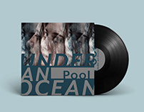 Pool by Under an Ocean; Record Cover Mockup