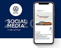 Ark Oto / Social Media 2020