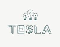 Tesla Font