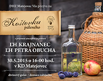 :: Kralovna kopanic (alcohol degustation event)