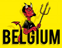 FIFA World cup 2018: Belgian Red Devils