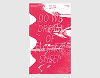 Do We Dream of Electric Sheep